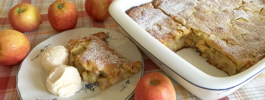 apple casserole recipe
