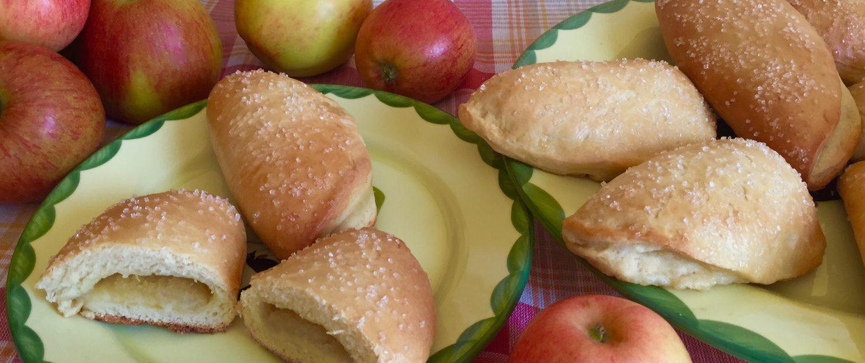 Apple pockets recipe