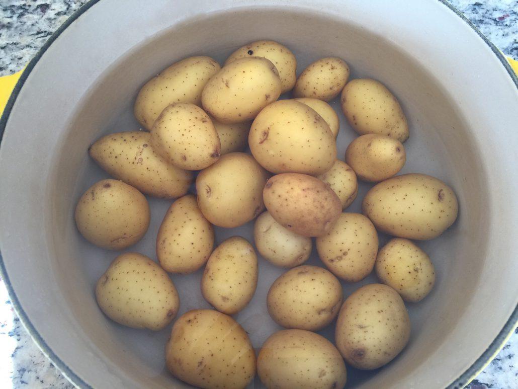 Potatoes German Croquette Recipe
