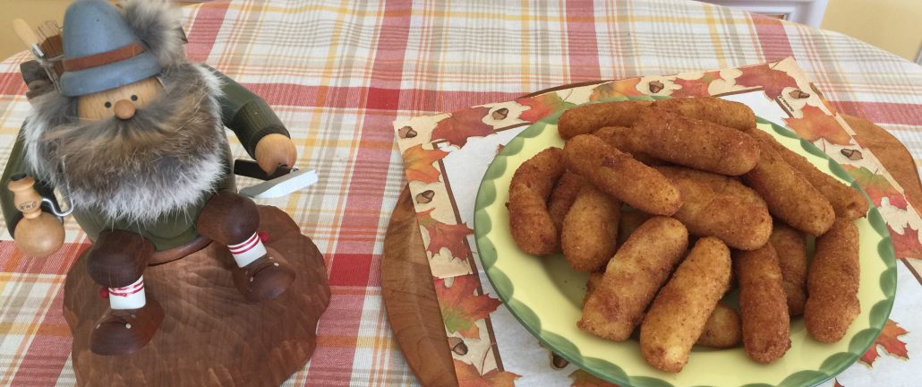 Homemade German croquettes Recipe