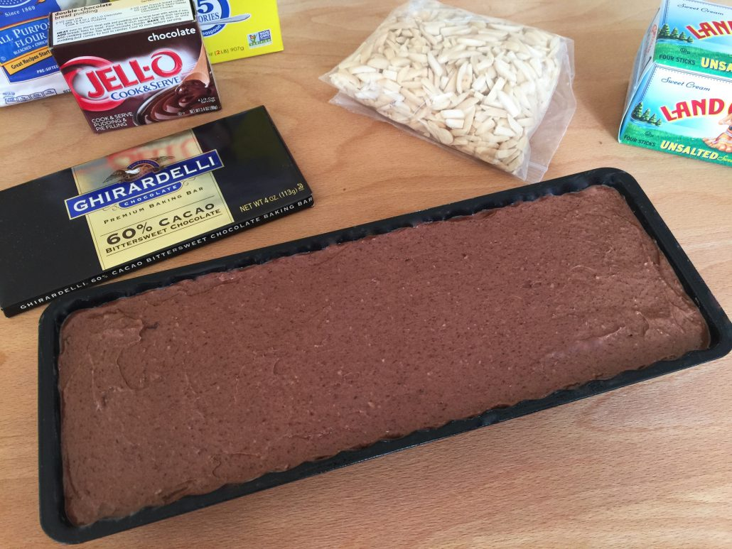 Preparation German Rehruecken Cake Recipe