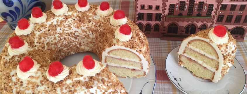Traditional Frankfurter Kranz Recipe