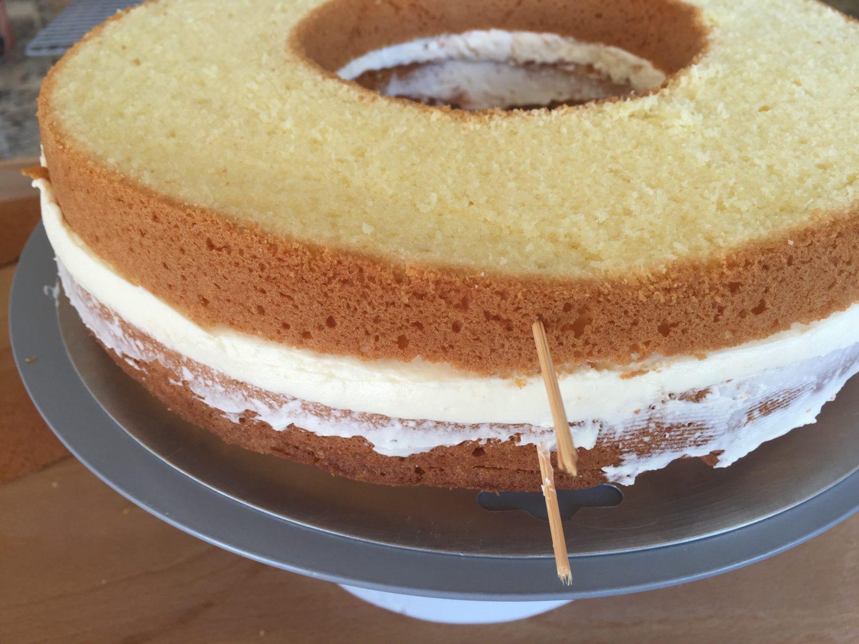 Traditional Frankfurter Kranz Recipe Classic Buttercream Filled Cake
