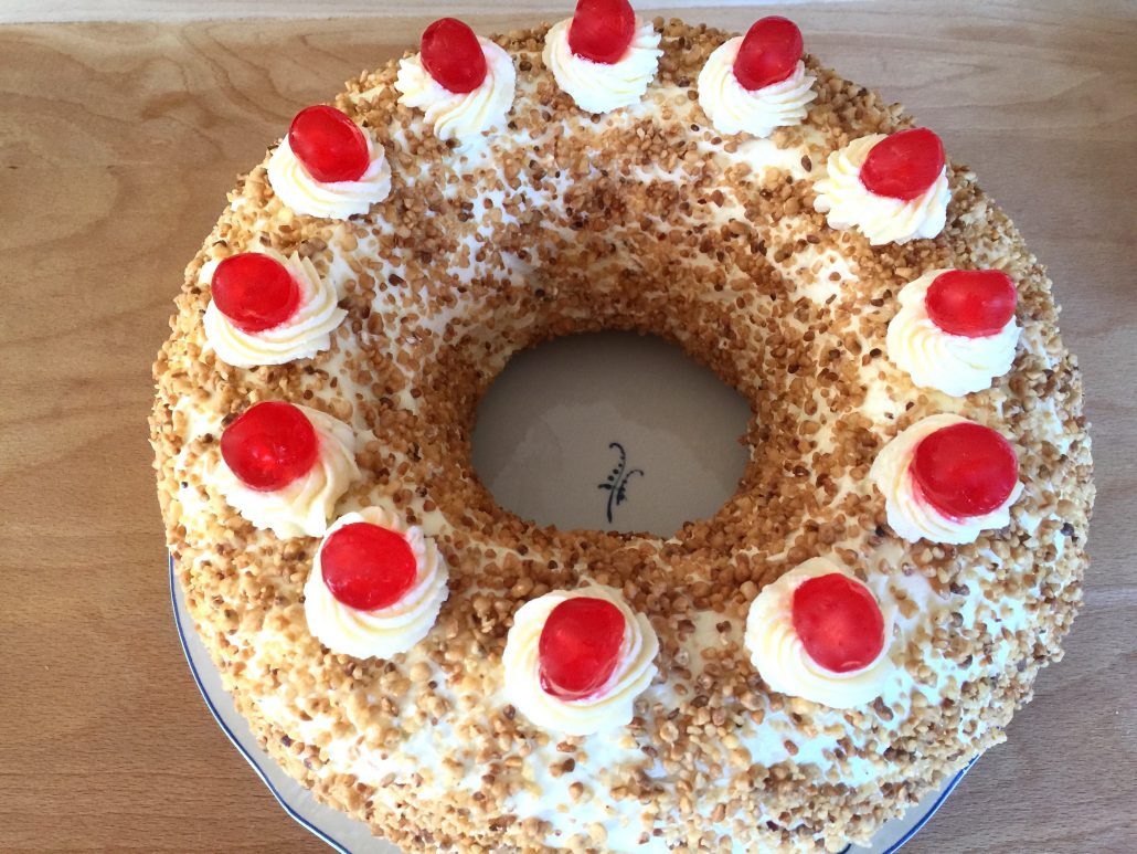 Decoration Traditional Frankfurter Kranz Recipe