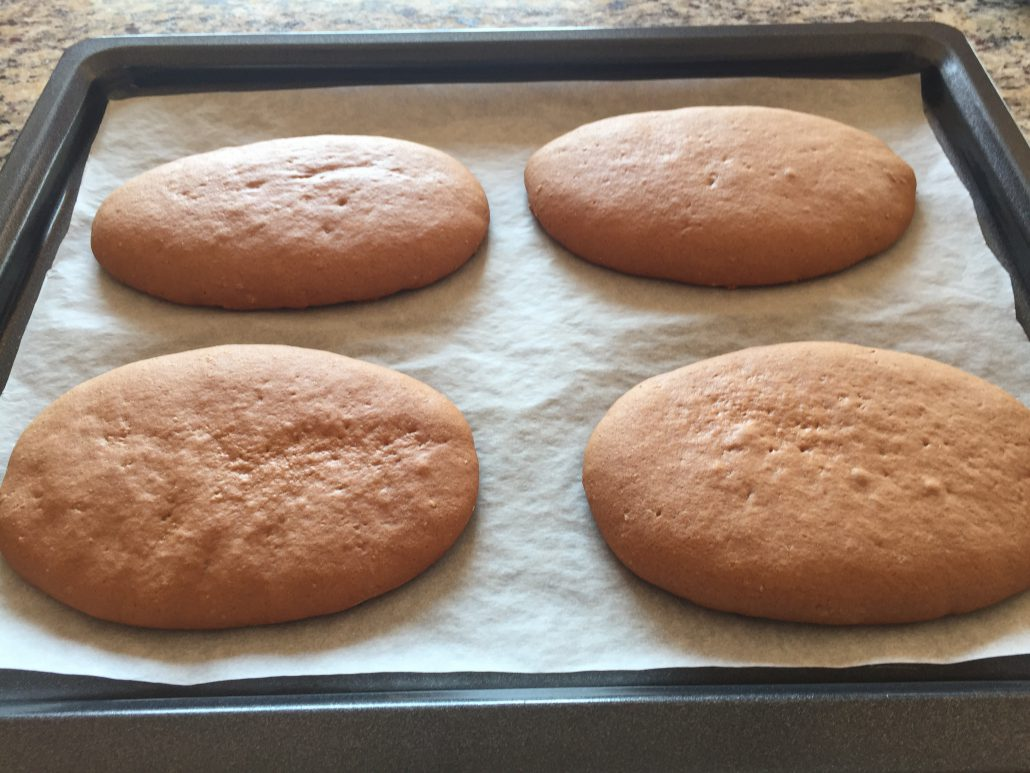Ovals Original German Gingerbread Recipe