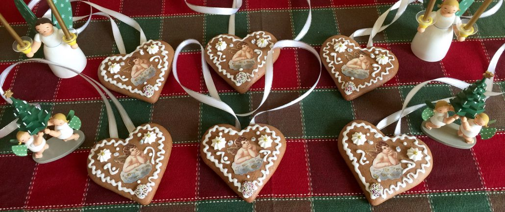 Hearts Original German Gingerbread Recipe