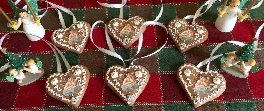Hearts Original German Gingerbread Recipe