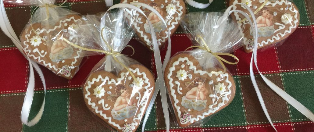 Wrapping Gingerbread