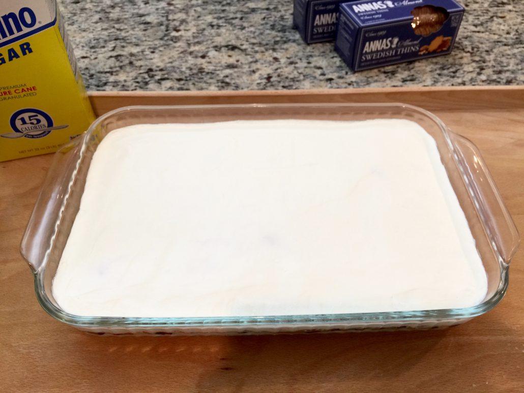 Filling Advent Tiramisu Recipe