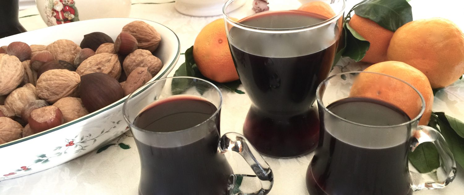 Traditional Gluehwein Recipe