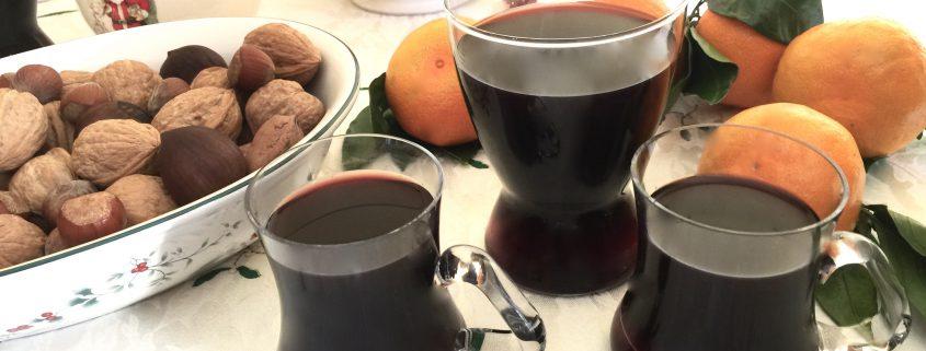 Traditional Gluehwein Recipe