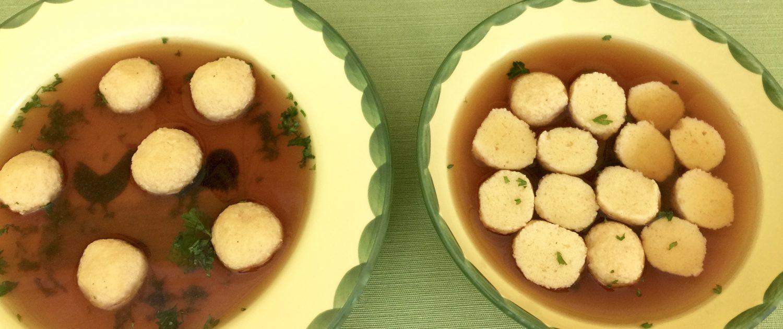 Traditional German Semolina Dumplings