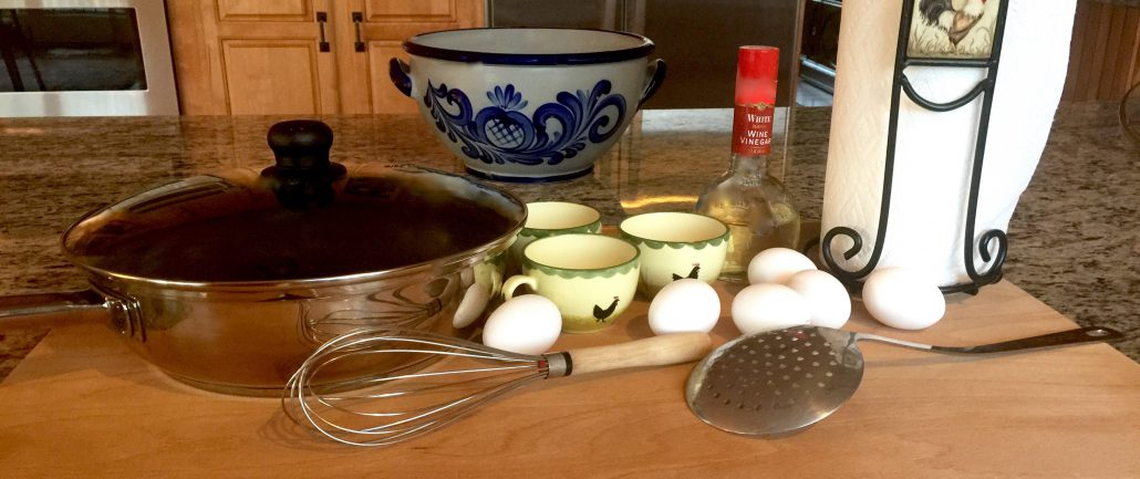 Ingredients Poached Egg Recipe