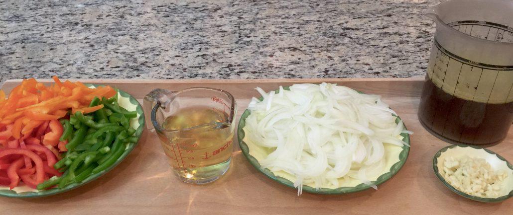 Preparation Gravy Zigeuner Schnitzel Recipe