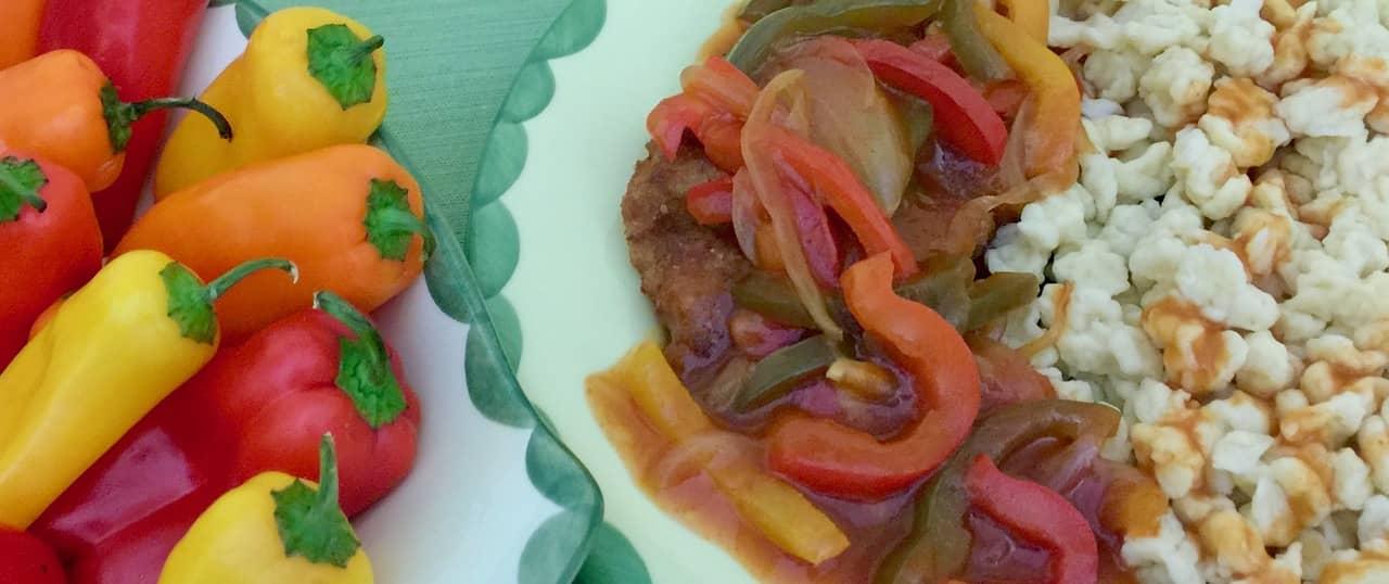 Zigeuner Schnitzel Recipe