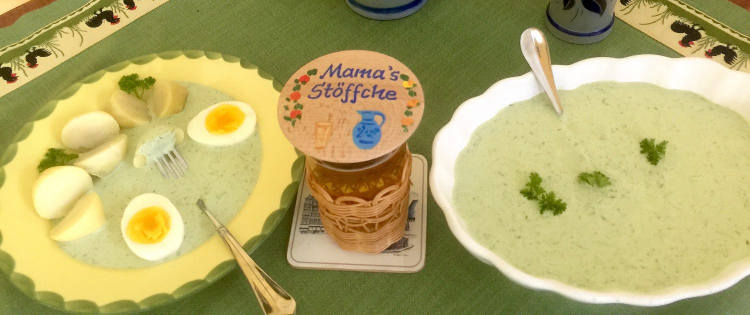 Original Frankfurter Green Sauce Recipe