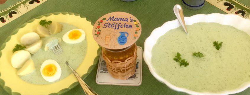 Original Frankfurter Green Sauce Recipe