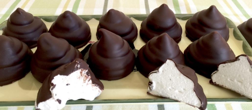 German Schokokuss Sweets