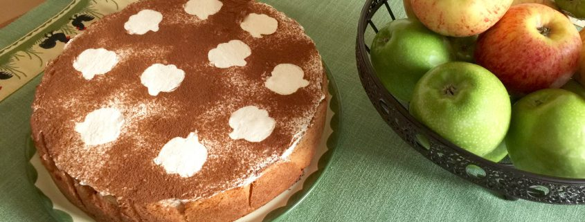 German Apple Cider Cake