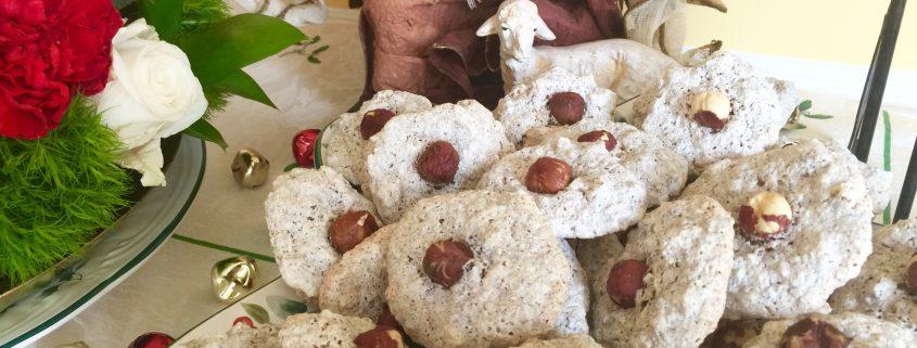 German Hazelnut Macaroon Recipe