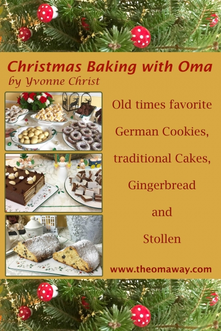 Christmas Baking with Oma