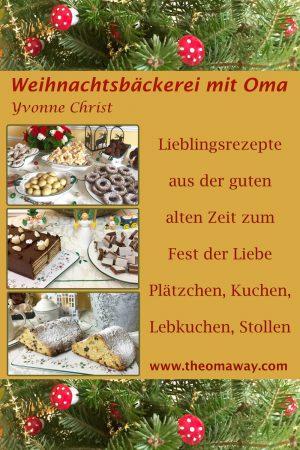 Weihnachtsbäckerei mit Oma