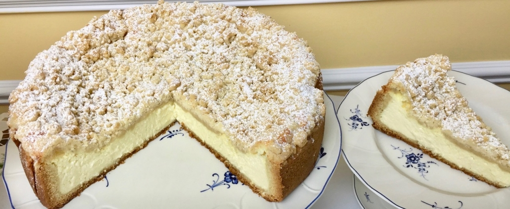 Traditional German Cheesecake
