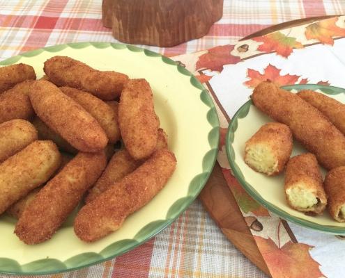 German Croquettes Recipe