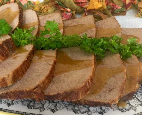 German Beef Roast Recipe