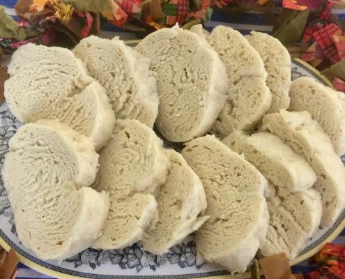 German Yeast Dumplings