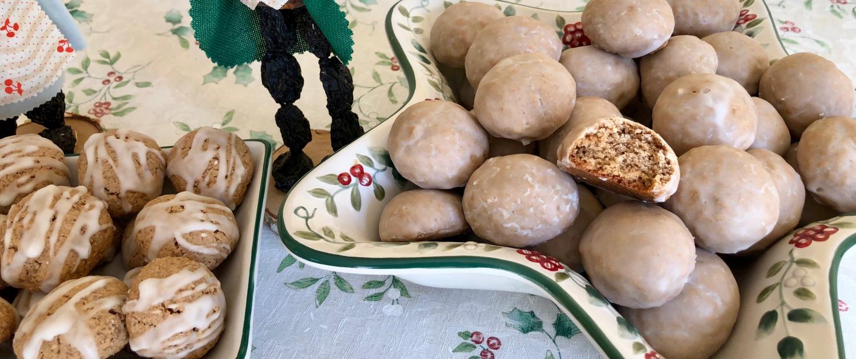 German Pfeffernuesse Cookies