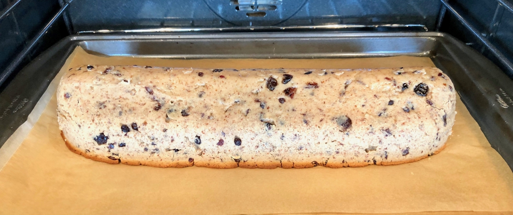 Baking of the Quark Stollen
