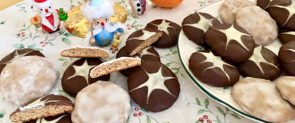 German Gingerbread Elisenlebkuchen