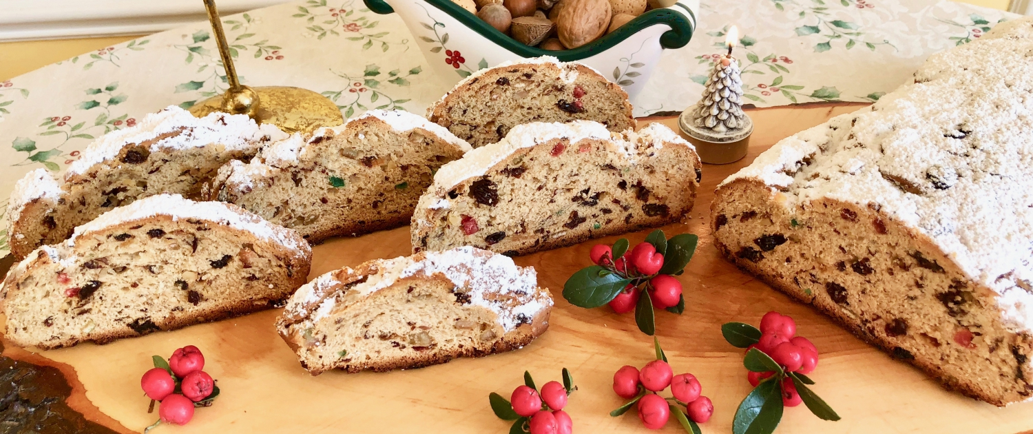 German Christmas Stollen Recipe