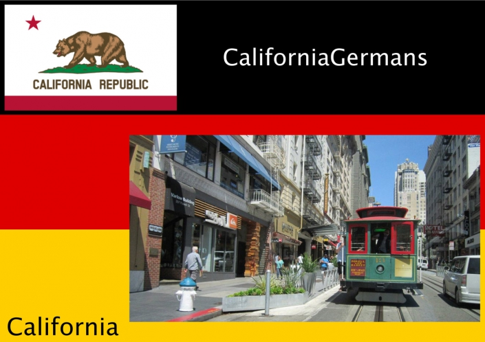 German Americans in California