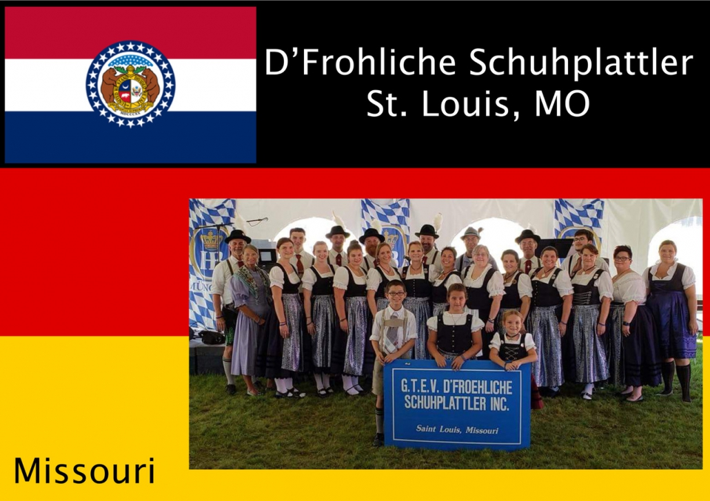 German Americans of Missouri