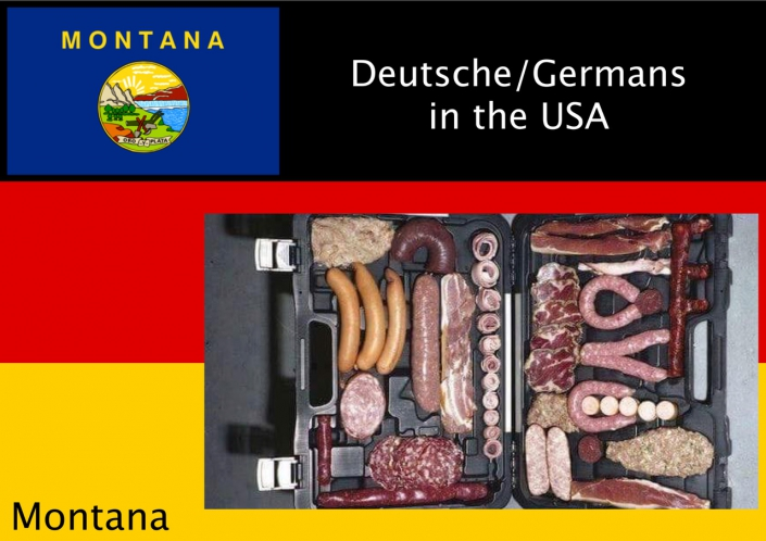 German Americans of Montana