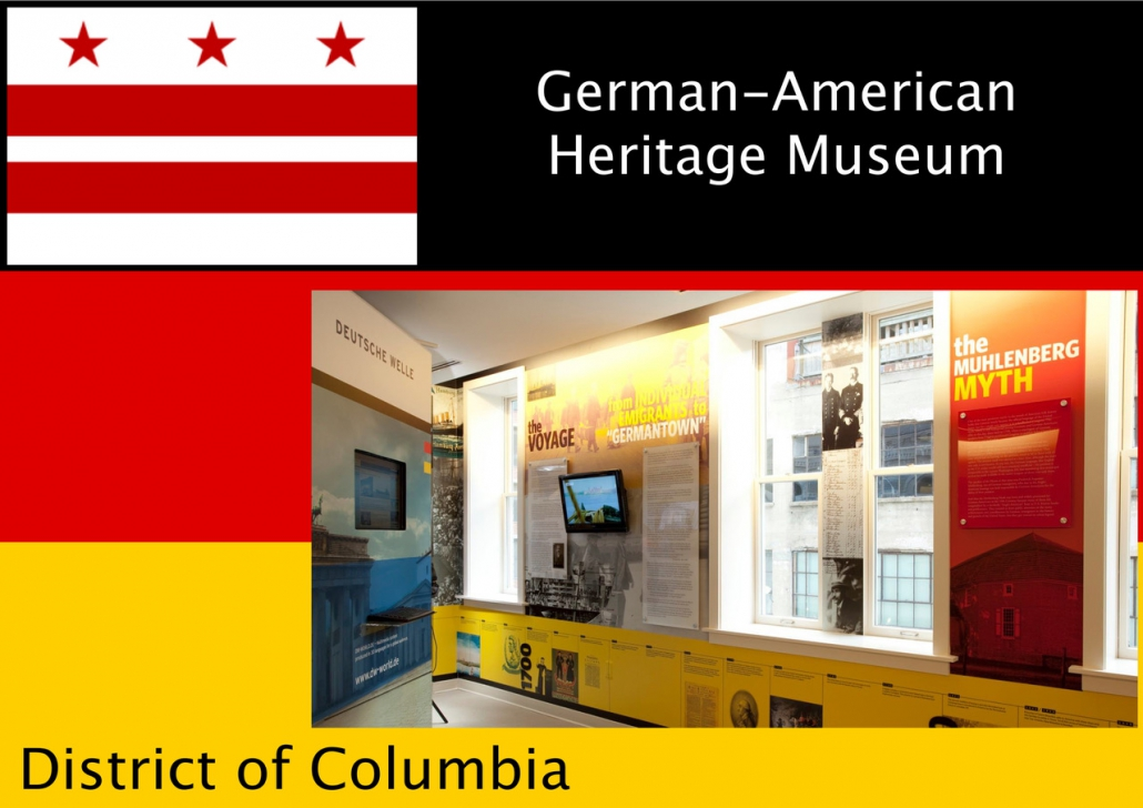 German Americans in District of Columbia