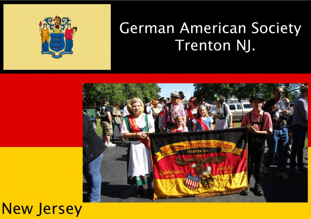 German Americans of New Jersey