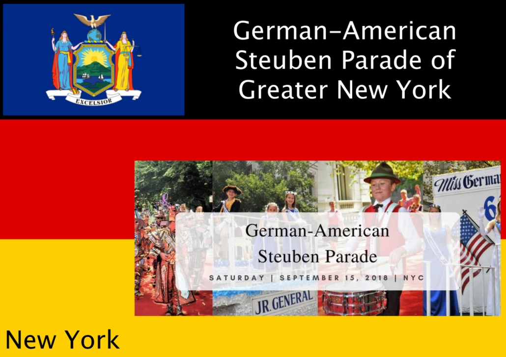 German Americans of New York