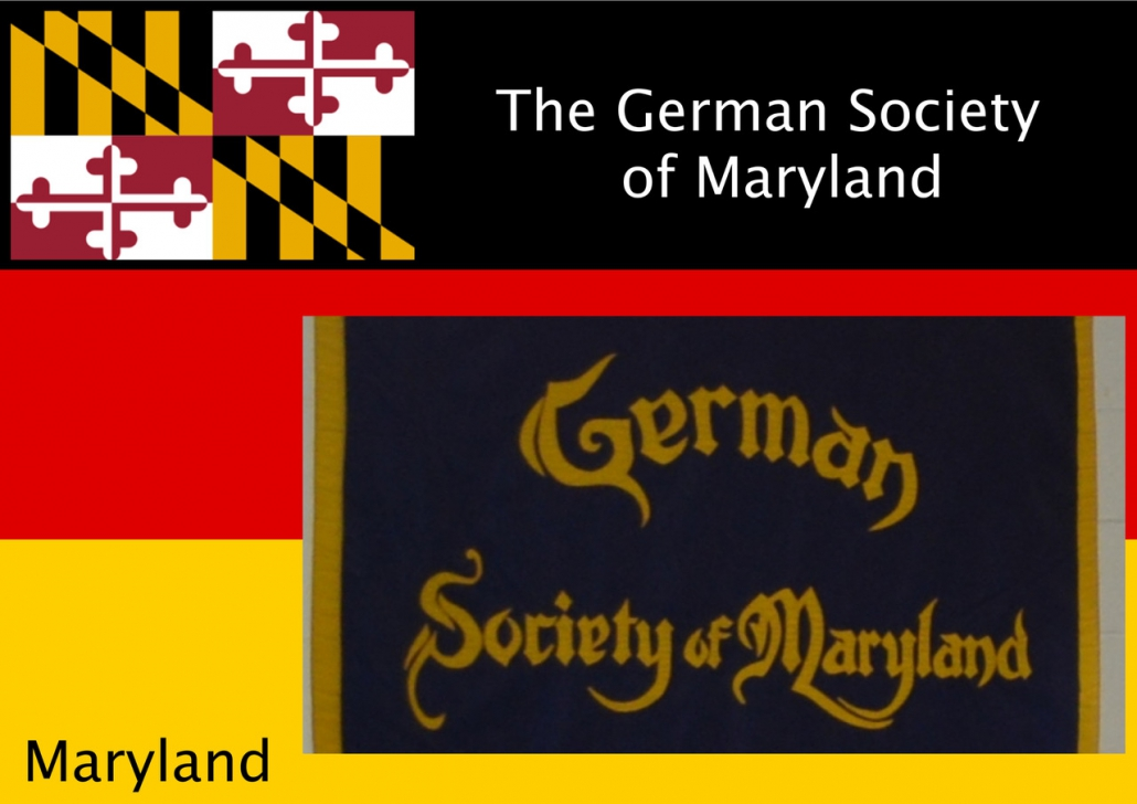German Americans of Maryland