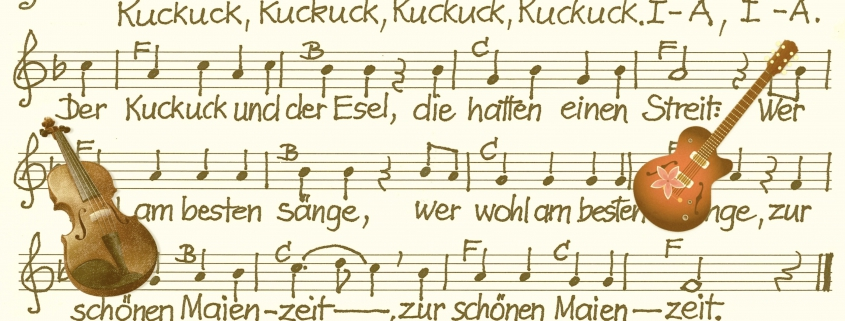 German Children's Songs