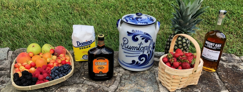 German Rumtopf Recipe