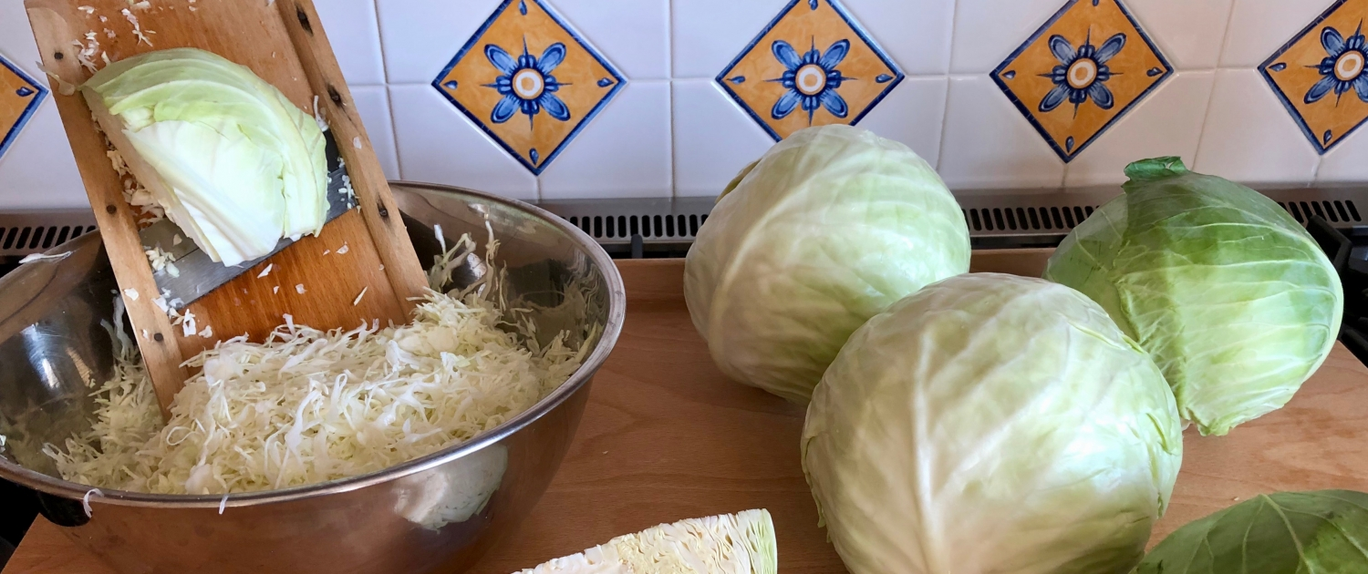 How to make Homemade Sauerkraut in a Crockpot