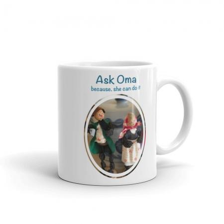 Omas Mug 11 oz
