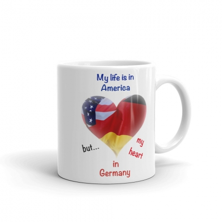 Germany Mug 11 oz