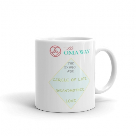 The Oma Way Mug 11 oz