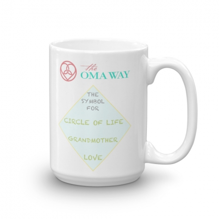 The Oma Way Mug 15 oz