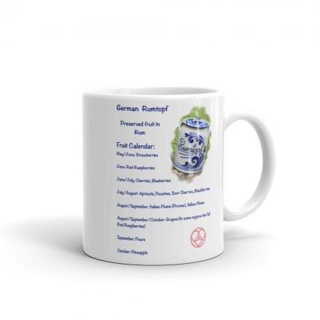 Rumtopf Mug 11 oz