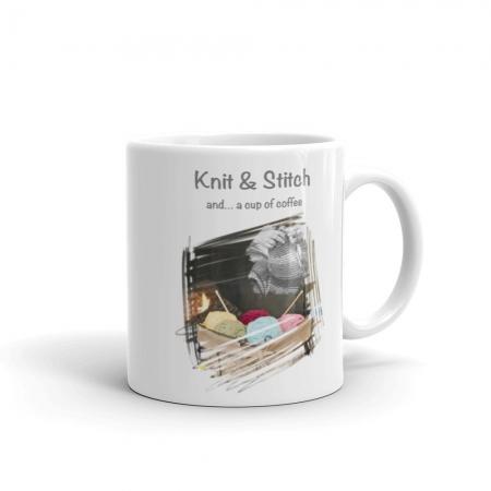 Knitters Mug 11 oz